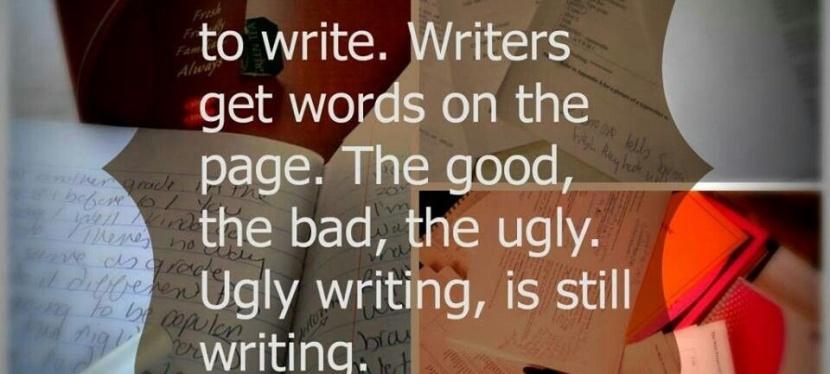 Timey-wimey writing stuff